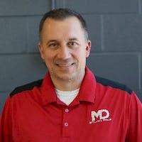Jeff Robertson at McLarty Daniel Buick GMC - Service Center