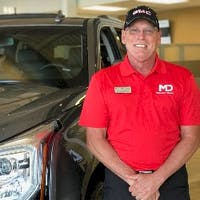 Brad Gorges at McLarty Daniel Buick GMC