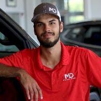 Hunter Dover at McLarty Daniel Buick GMC