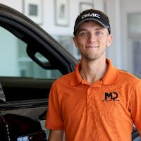 Grant Honeycutt at McLarty Daniel Buick GMC