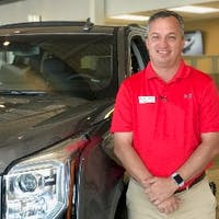 Allen Cotner at McLarty Daniel Buick GMC