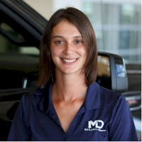 Whitney Johnson at McLarty Daniel Buick GMC