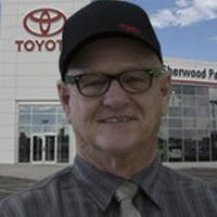 Gerry Braams at Sherwood Park Toyota