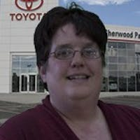 Carolyn Kozinko at Sherwood Park Toyota
