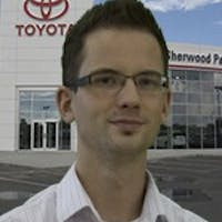 Draper Ecklund at Sherwood Park Toyota