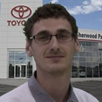 Ivan Kegalj at Sherwood Park Toyota