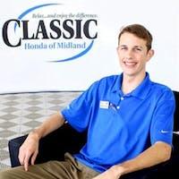 Matthew  Wallace at Classic Honda of Midland
