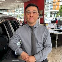 Victor Wong at Kia Vancouver
