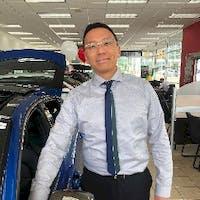 Tim  Wong at Kia Vancouver