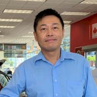 John Chan at Kia Vancouver