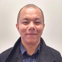 Frank  Qian at Kia Vancouver