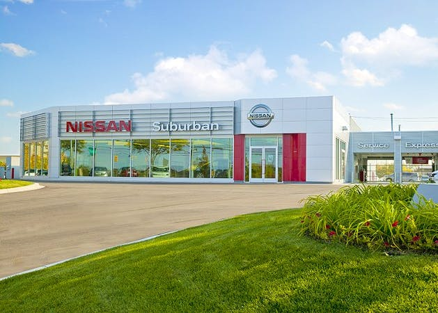 Suburban Nissan of Farmington Hills, Farmington Hills, MI, 48335