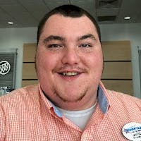Jacob Pearson at Stan McNabb Chevrolet Buick GMC Cadillac