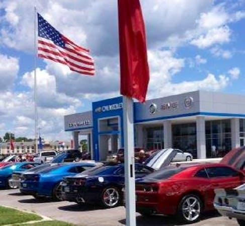 Stan McNabb Chevrolet Buick GMC Cadillac, Tullahoma, TN, 37388