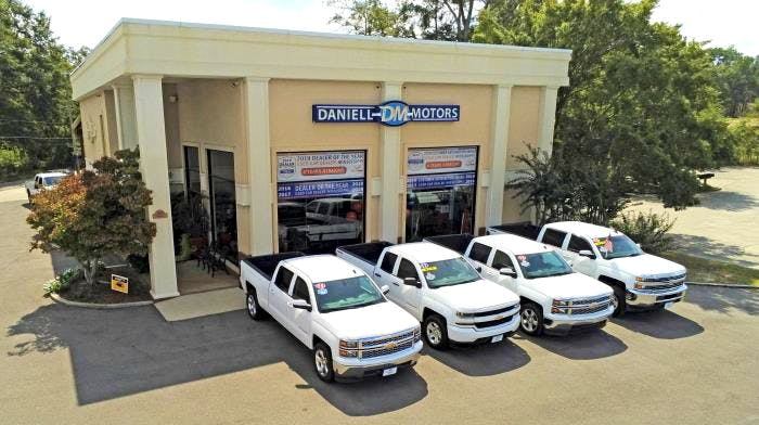 Daniell Motors, Hattiesburg, MS, 39402