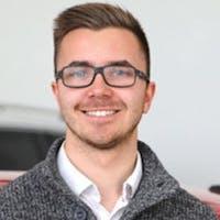 Aaron Zomer at Crosby Volkswagen