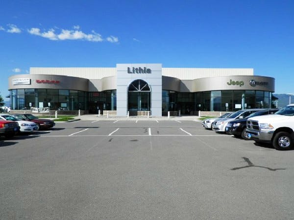 Lithia Chrysler Jeep Dodge of Missoula, Missoula, MT, 59808