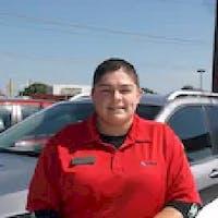 Danielle Rios at Lithia Chrysler Jeep Dodge Ram of Corpus Christi