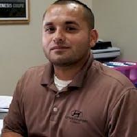 Eric Gonzales at Lithia Hyundai of Odessa - Service Center