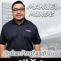Manuel Munoz at All American Chrysler Jeep Dodge Ram Fiat of San Angelo