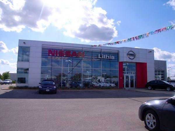 Lithia Nissan of Ames, Ames, IA, 50010