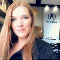 Kelly Rohde at Acura of Johnston