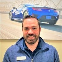 Steve  Rigolle at Acura of Johnston