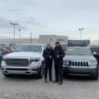 Justin Raines at Family Chrysler Dodge Jeep RAM