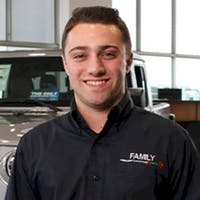 Vinny Ingargiola at Family Chrysler Dodge Jeep RAM