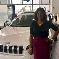 Nashay Kenneth at Family Chrysler Dodge Jeep RAM
