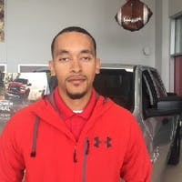 Chaz Hubbart at Steve Landers Chrysler Dodge Jeep RAM