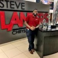Adrian Jones at Steve Landers Chrysler Dodge Jeep RAM
