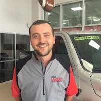 Austin Vann at Steve Landers Chrysler Dodge Jeep RAM