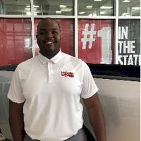 Devin Dendy at Steve Landers Chrysler Dodge Jeep RAM