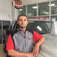 Trey West at Steve Landers Chrysler Dodge Jeep RAM