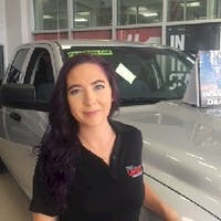 Paige Baird at Steve Landers Chrysler Dodge Jeep RAM
