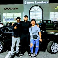 Joshua Walker at Steve Landers Chrysler Dodge Jeep RAM