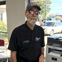 Larry Campbell at Performance Cars Niceville