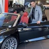 Jamal Issac at Audi Creve Coeur