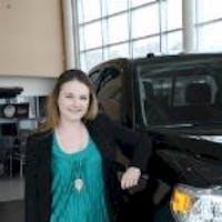 Erin Power at ToyotaTown
