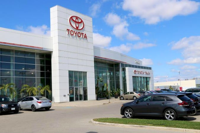 ToyotaTown, London, ON, N6L 1J9