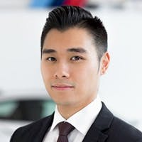 Edwin Tan at Parkview BMW
