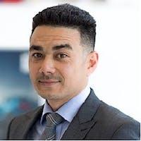 Jeff  Fujiwara at Parkview BMW