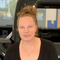 Christina Thompson at Front Royal Ford
