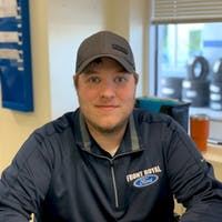 Zach Orndorff at Front Royal Ford - Service Center