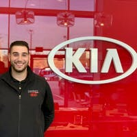 Jake Green at Danbury Kia