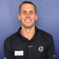 Cody Colosimo at McGrath Volvo Cars of Fort Myers
