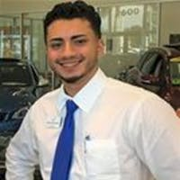 Dorian  Montero  at McGrath Volvo Cars of Fort Myers