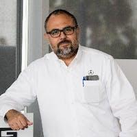 Enrique  Sanchez at Mercedes-Benz of San Juan