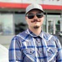 Nate Losey at Yellowstone Motors